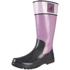 Sperry Top-Sider Women's Pelican Rain Boot,Smoke/Orchid/Opal,5 M US Sperry Top-Sider. $26.71. Save 61%!
