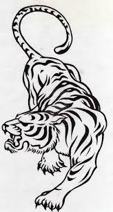 """Képtalálat a következőre: """"tiger tribal tattoo"""""""