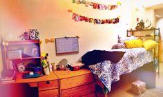 My Dorm Room at Hillside Hall URI ❤️