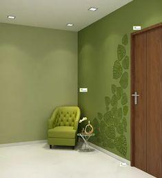 House Paint Interior, Flat Interior, Interior Painting, Apartment Interior, Bedroom Cupboard Designs, Bedroom Wall Designs, Bedroom Furniture Design, Living Room Sofa Design, Home Room Design