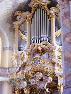 organ church music