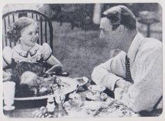 1938 Shirley Temple & Randolph Scott in Rebecca of Sunnybrook Farm