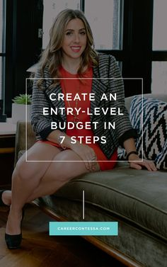 7 tips you need to follow to make the most of your entry-level #salary. #Finance #Budget #Savings #Money #SocialLife #EntryLevel #PostGrad #Adulting