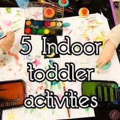 5 Indoor activities for toddlers Indoor Activities For Toddlers, Activities For 2 Year Olds, Twin Mom, Weather, Entertaining, Weather Crafts, Funny