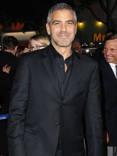 George Clooney: The Way You Want Him  As the actor turns 51, take a look back at how he earned the title of Sexiest Man Alive – twice!