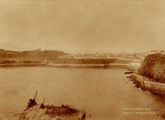 Séc. XX, 1907 - Porto das Pipas, Angra do Heroísmo, Ilha Terceira