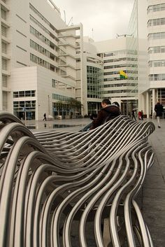 Spuiplein-Den Haag 2013 | BenchMark model C designed by OnSi… | Flickr - Photo Sharing!