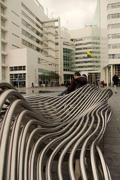 Spuiplein-Den Haag 2013   BenchMark model C designed by OnSi…   Flickr - Photo Sharing!