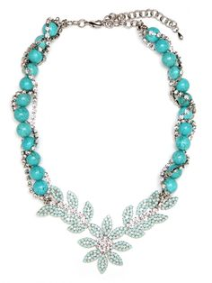 Gorgeous Garland Necklace from Bauble Bar, $185