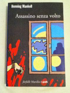 BookWorm & BarFly: Assassino senza volto - Henning Mankell (1991)