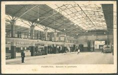 #Pamplona #Navarra. Estación de Autobuses de Pamplona.
