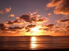 Sunsets in Portezuelo, Maldonado Uruguay