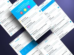 Zero App Main Redesign by ALEX BENDER   #Design Popular #Dribbble #shots