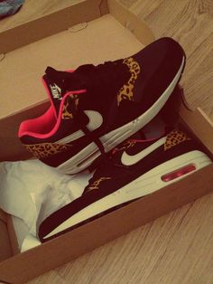 These Air Max 1's !