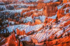 Bryce Canyon (Utah) by Peter Coskun Nature Photography / 500px