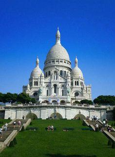 Basilica del Sacro Cuore - Parigi
