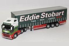 Eddie Stobart Truck Eddie Stobart Trucks, Glass Engraving, Volvo Trucks, Rubber Tires, Diecast, Vehicles, Vehicle