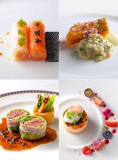 リーガロイヤルホテル小倉のウエディング「フランス料理」のご紹介ページです。海外やグループホテルで研鑽を積んだシェフが創る渾身のフランス料理。小倉の地を生かした良質な食材を使い、おふたりらしさを添えた華やかなメニューで、皆様の記憶に深く残るように創意工夫を生かします。