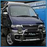 Mazda Bongo technical specification, advice and tips! How to remove the roof tent, fuel gauge fix, what bulbs fit a Bongo, how to stop beeping, buying a cylinder head, tech spec, data, fact sheet and more! From our Trading Standards approved, family friendly and dog friendly garage in Plymouth, Devon.