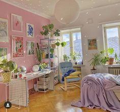 Room Ideas Bedroom, Bedroom Decor, Bedroom Inspo, Pastel Room, Pastel House, Pastel Decor, Cute Room Decor, Pretty Room, Aesthetic Room Decor