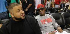 DJ Khaled Has Left Cash Money