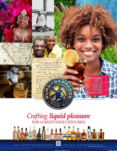 Rums of Barbados project by the BIDC www.rumsofbarbados.com