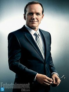 COULSON. FREAKING. LIVES. I really don't even care that everyone already knew this. But really. COULSON LIVES.