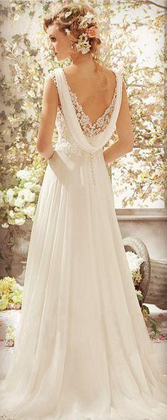 dream wedding dress                                                       …