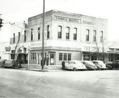 Terrell Hotel - Terrell,  Texas