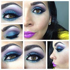 Purple Lips! Occ Liptar in Hoochie