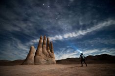 #Photography: Out-of-this-World Landscape Photos of the Atacama Desert in Chile