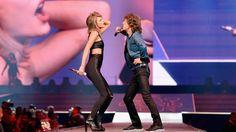 Taylor Swift, Mick Jagger