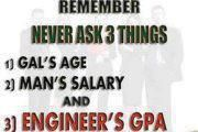 Engineer's GPA! LOL #KFUPM