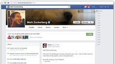 #Hacker posts #Facebook bug report on #Zuckerberg's wall