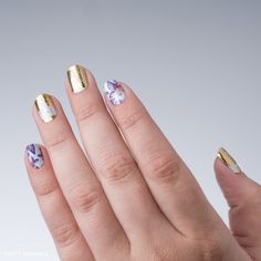 Full Sheet July Host Exclusive 0316 Nail Art Wrap Jamberry