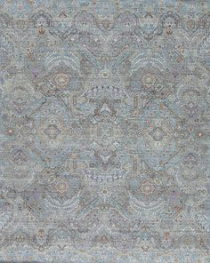 Manhattan Reserve - Winter Garden - Samad - Hand Made Carpets
