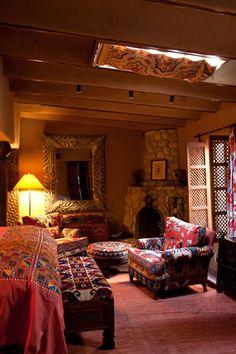 The Magic of Santa Fe  (Inn of the Five Graces)