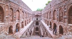 Surrounded by Walls that Tell Tales - Agrasen ki baoli || #DareToPerform with #Honor5C