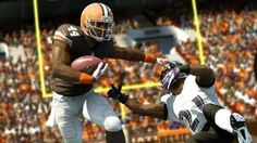 Don't have a pic of Ben Tate in his new Browns uniform?  Don't worry Madden has helped us out.
