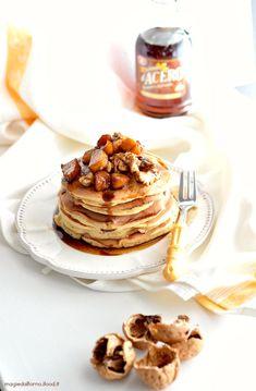 pancakes allo zucchero di canna