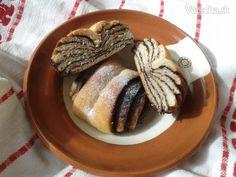 Kysnuté kakaovo-škoricové slimáky - hrnčekové
