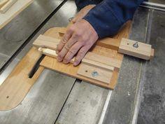 DIY Lincoln Logs