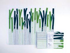 Negi Tenugui 「ねぎ」てぬぐいデザインコンペ2013年入賞柄発表! : 風邪をひいたらねぎを首に巻いてみてはいかがでしょうか? daily angers