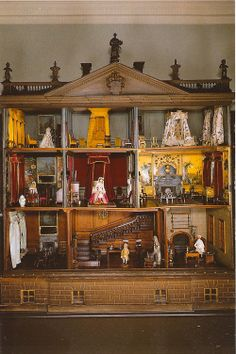 Nostell Priory dollshouse