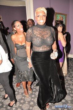 Nene Leakes and Kenya Moore