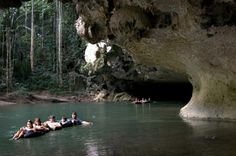 Cave Tubing in Belize. #xoBelize