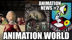 Animation News (Sept, 2015)  Anomalisa | One Night in Hell | Pixar in a Box