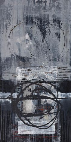 Mixed Media on Canvas 36x18, Lorraine Lawson