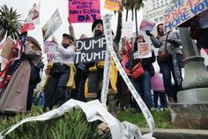 February 20, 2017 (AP)(STL.News) Thousands of demonstrators turned out Monday across the U.S. to challenge Donald Trump in a Presidents Day protest dubbed Not My President's Day.    The events on the federal holiday didn't draw nearly as many people ...