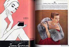 L'Officiel de la Couture et de la Mode de Paris 1955 March, Jacques Fath, Christian Dior, Hermès, Givenchy, Balenciaga, Givenchy